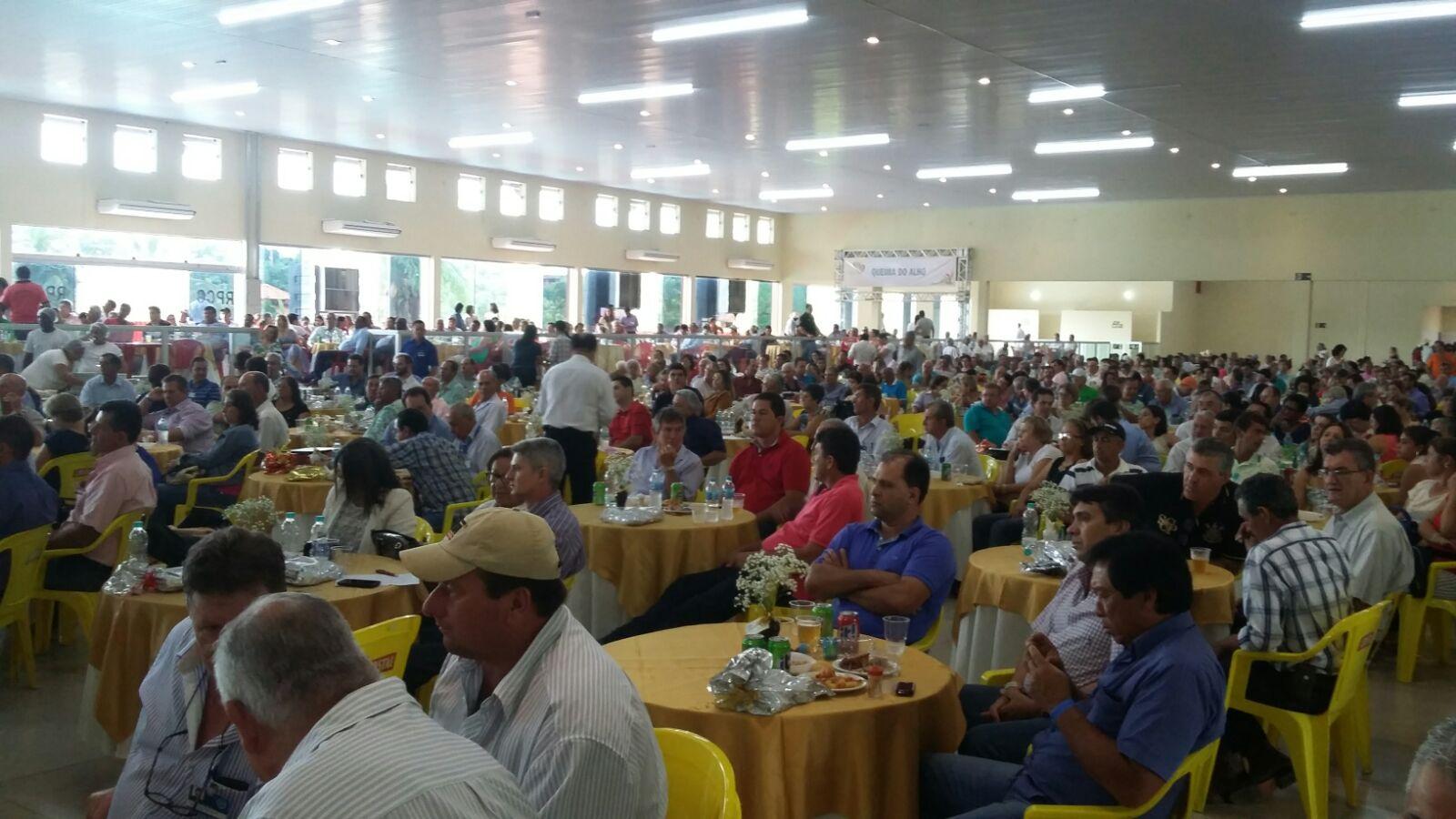 Encontro de coordenadores realizados em Barretos - SP