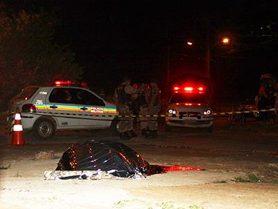 Argemiro Brant Ramos, 26 anos, foi morto com tiro na cabeça, a queima roupa, na noite de sábado