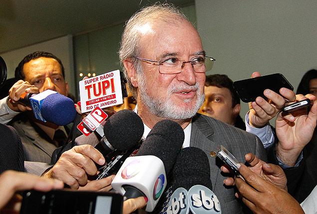 O ex-governador Eduardo Azeredo (PSDB), condenado pelo mensalão tucano