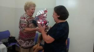 PSF Recanto das Acácias promove Hiperdia com festa