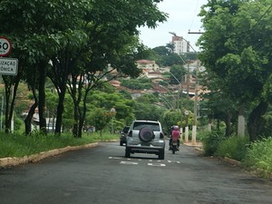 Radares foram instalados em Ituiutaba (Foto: Prefeitura de Ituiutaba/Divulgação)