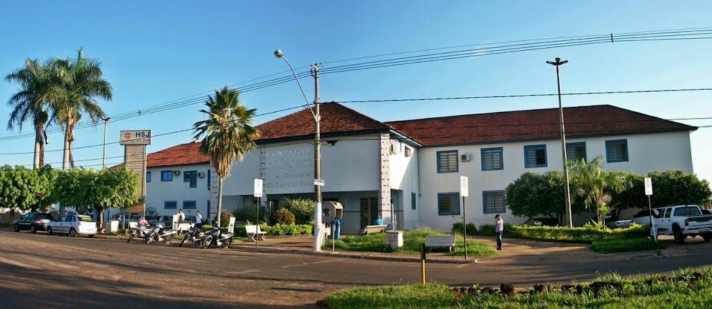 Hospital São José em Ituiutaba / MG | Foto: Panoramio