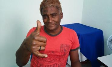 Valter Fonseca dos Santos, 41 anos