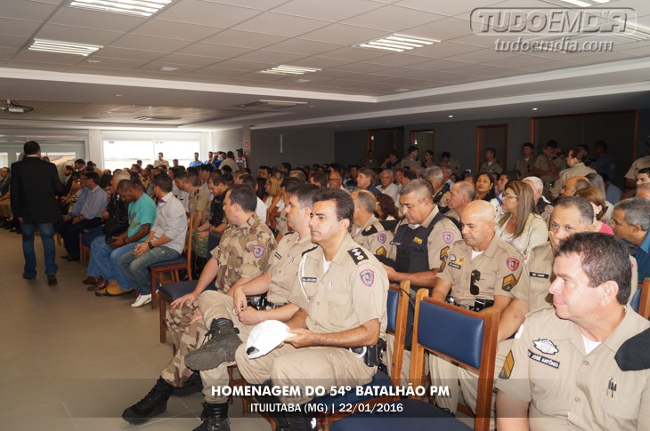 Grande público esteve presente no evento