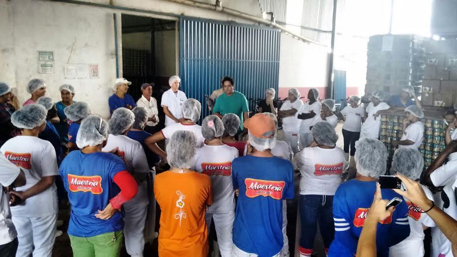 Empresas recebem ações no combate ao Aedes