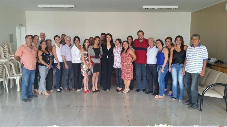 Posse dos novos membros do Conselho Tutelar de Capinópolis