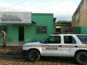 Mandados de prisão, busca e apreensão foram cumpridos na cidade (Foto: Leandro Moreira/G1)