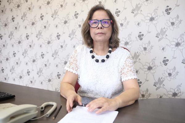 Bloqueio de bens da secretária Gercina Santana Novais foi concedido pelo juiz Valter Rocha Rúbio (Foto: Celso Ribeiro 26/10/2015)