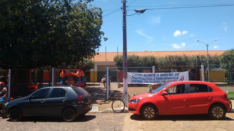 Mais um ano letivo iniciado em Ipiaçu