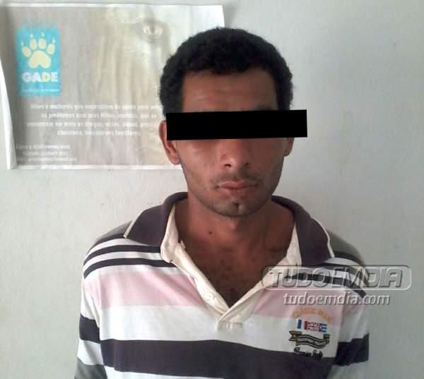 Cristiano Mendonça, 22 anos (Suspeito)