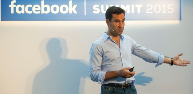 Diego Dzodan, vice-presidente do Facebook para a América Latina