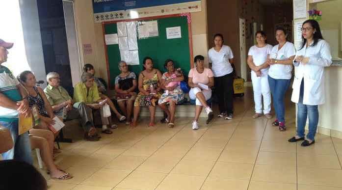 PSF Ideal chama moradores para o combate ao Aedes