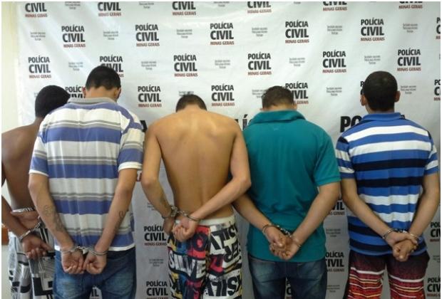 Suspeitos agiam em várias cidades do Triângulo