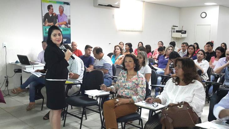 O Sindicato dos Contabilistas de Ituiutaba (SindCont) realizou curso com Christiane Ferraz Dutra Rocha sobre