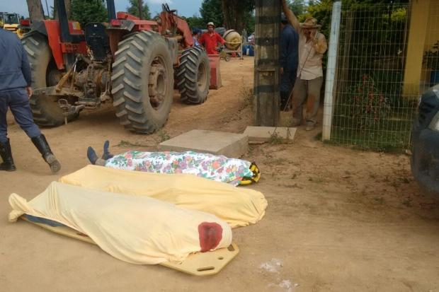 Corpos foram encaminhados para IML de Araguari