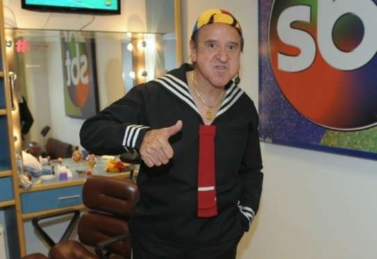 "Carlos Villagrán, o eterno Quico do seriado ""Chaves"""