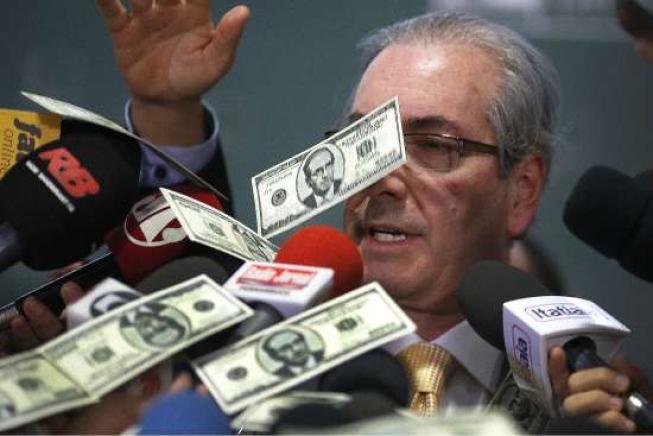 De acordo com delator, Cunha deveria receber 1,5% do valor total dos Certificados de Potencial de Área Construtiva