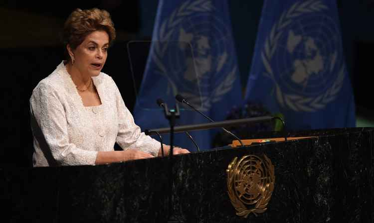 """O caminho a ser percorrido para o alcance das metas estabelecidas """"será ainda mais desafiador"""", de acordo com Dilma"""