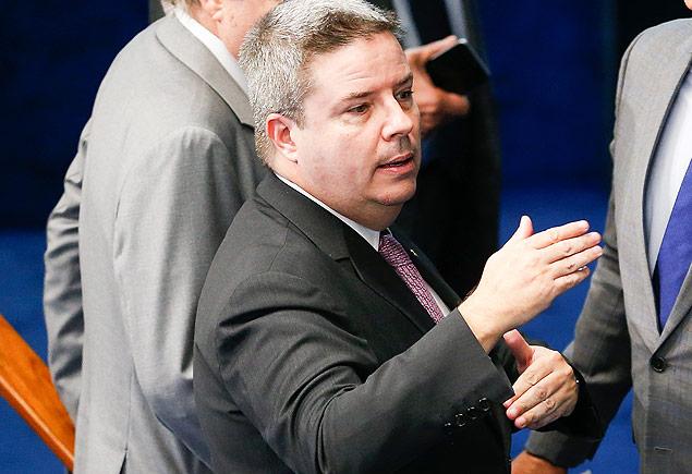O senador Antonio Anastasia (PSDB-MG), ex-governador do Estado