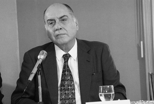 Hélio Garcia morreu aos 85 anos
