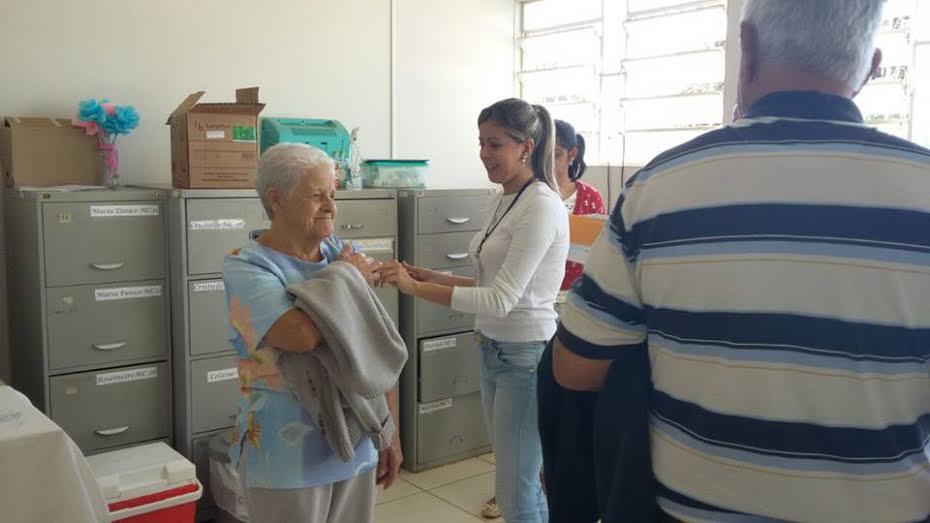 Campanhas de Vacinação com ótimos resultados em Canápolis