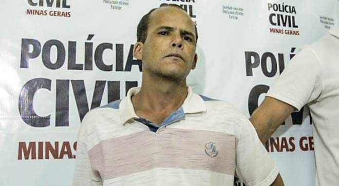 Romero José Jorge, de 39 anos. (Imagem: Patos Hoje)