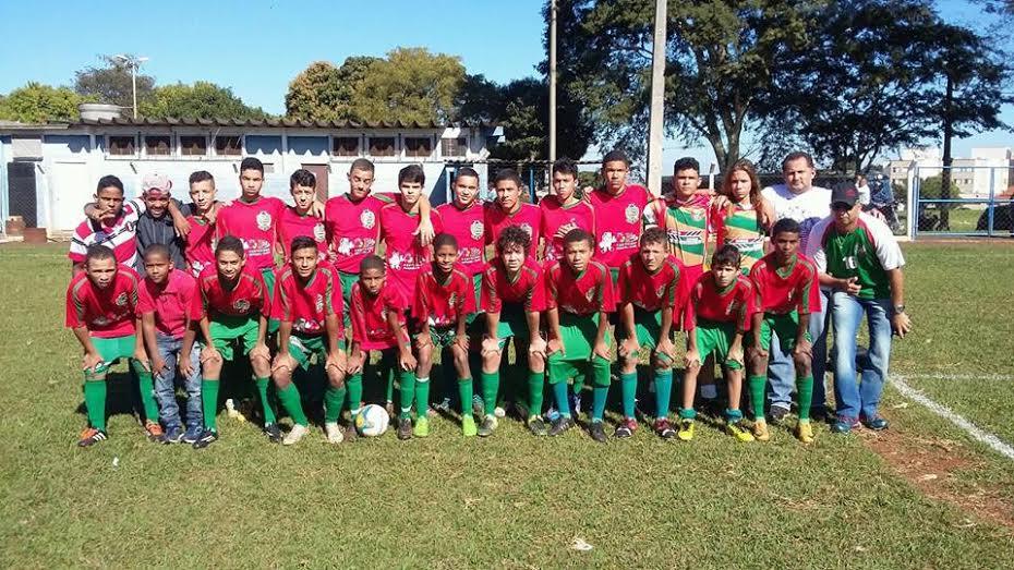 Capinópolis está na final da Super Copa de Escolinhas de Futebol