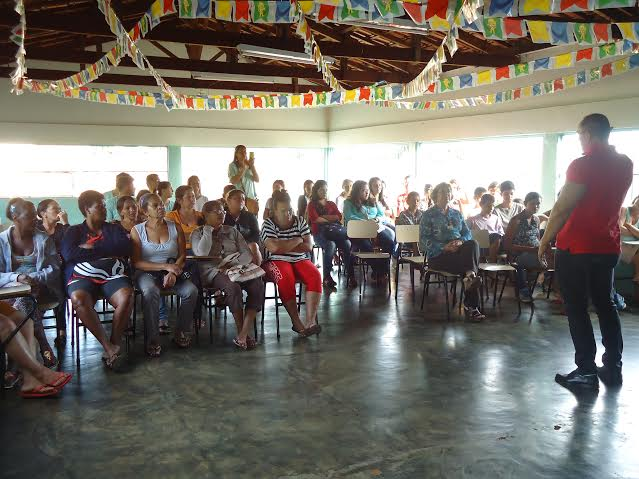 Combate às drogas é tema de palestra no CRAS Natal