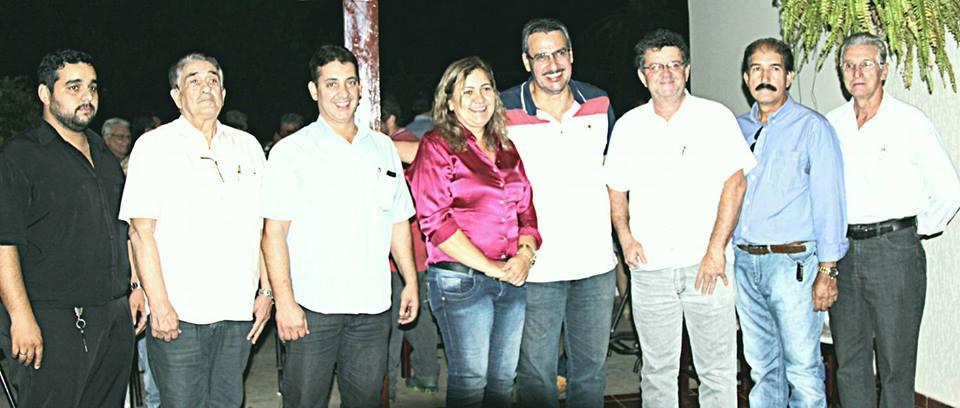 Apresentação dos pré-candidatos Jorginho & Sandra, 6 de julho de 2016.