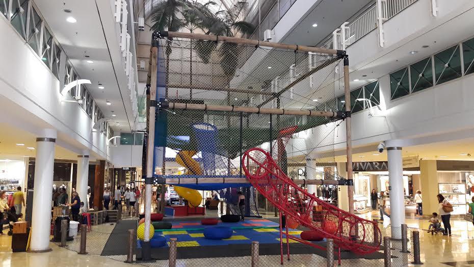 Férias de julho no Center Shopping oferece atrações para toda a família