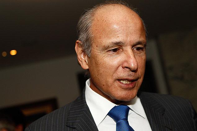 O ex-presidente da empreiteira Andrade Gutierrez Otávio Marques de Azevedo, em 2013