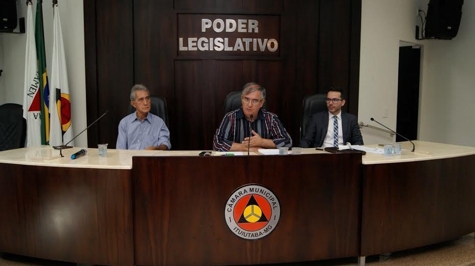 Secretaria de Saúde convida população para audiência pública nesta quinta-feira