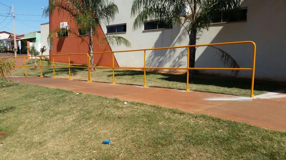 Acessibilidade nas Unidades de Saúde em Capinópolis