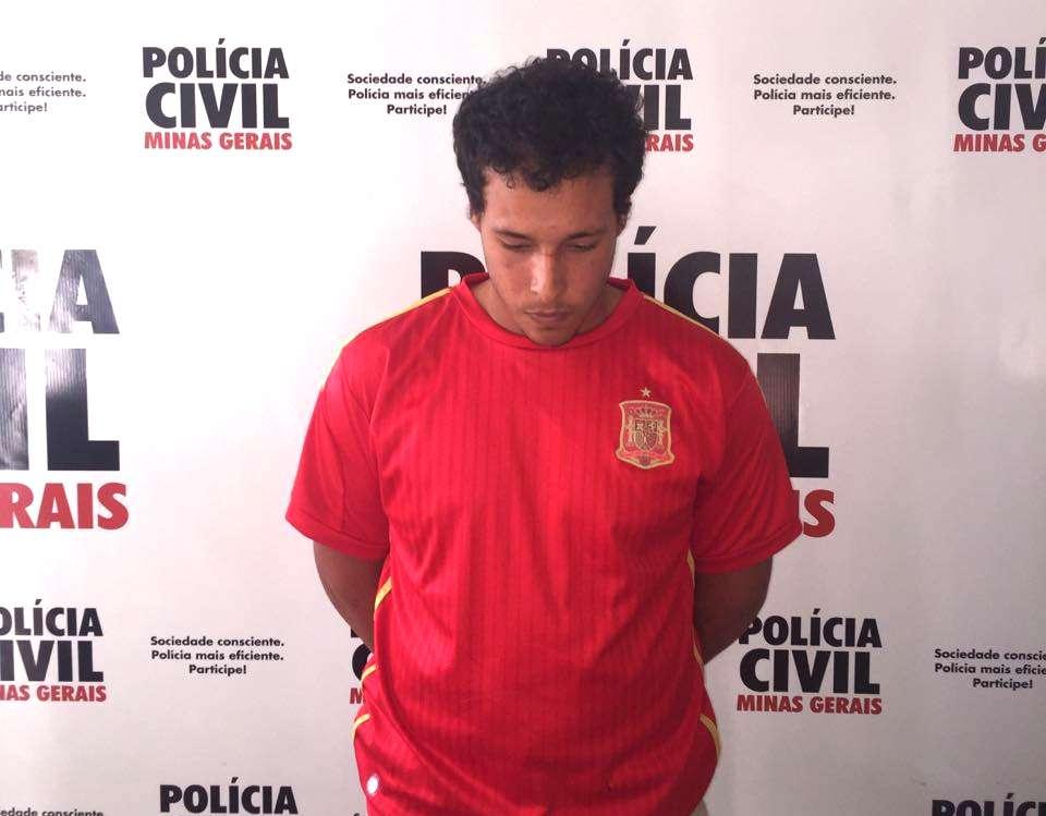 Thales Souza Santos / Foto: PMMG