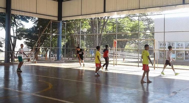 Centro de Artes e Esportes de Ituiutaba é mais uma opção nas férias