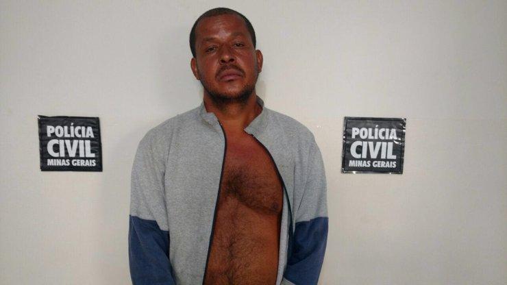 Polícia Civil prende suspeito de homicídio ocorrido em Santa Vitória