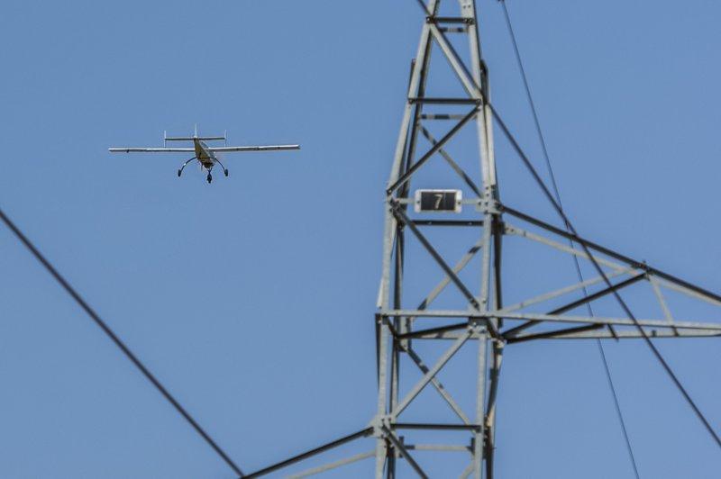 24082016-vant aviao nao tripulado da cemig
