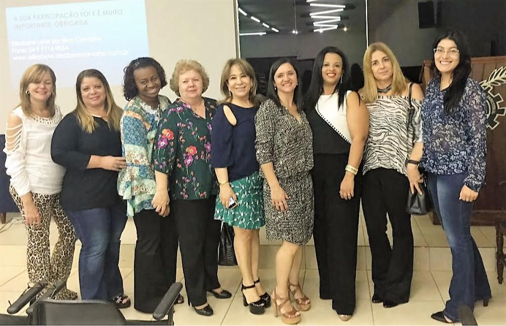 07092016-Integrantes da SMEEL participam de palestra sobre Educação Empreendedora