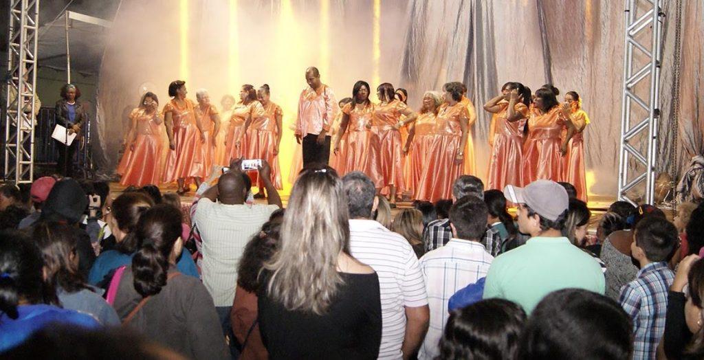 Projeto de dança da SEDS permite qualidade de vida para idosos