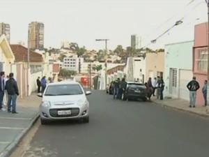 Investigadores foram presos após operação do MPMG (Foto: Reprodução/TV Integração)