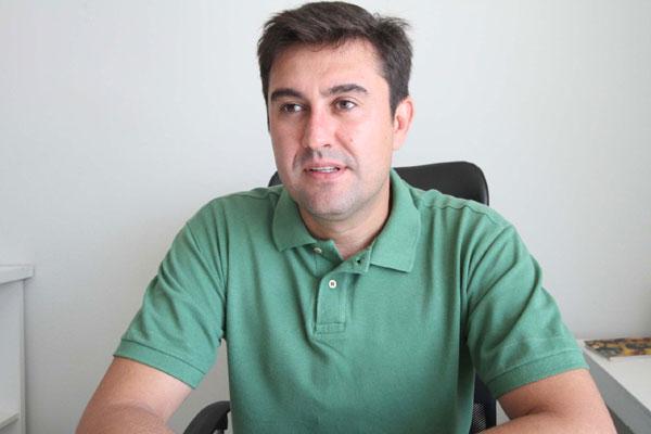 Vereador Vico Queiroz / Foto: Correio de Uberlândia