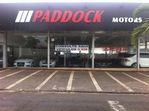 MP realizou busca e apreensão na garagem de carros (Foto: Emerson Jardim/G1)