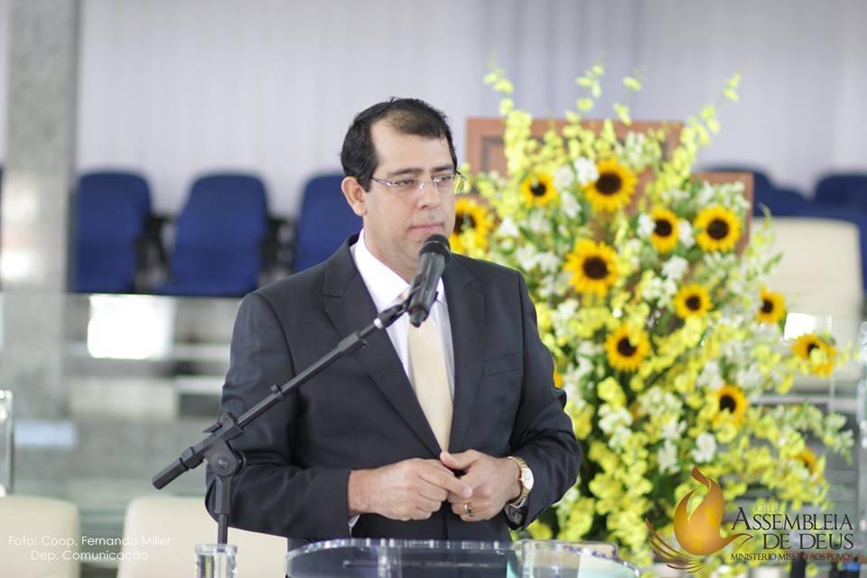 Ivan Barreto / Pastor Evangélico