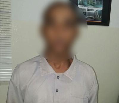 Menor foi preso em Ituiutaba após rastreamentos da PM de Capinópolis