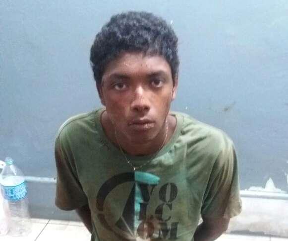 Luiz Clayton, 28 anos, é suspeito de ter efetuado os disparos que mataram Jadson de Almeida em um bar em Ituiutaba