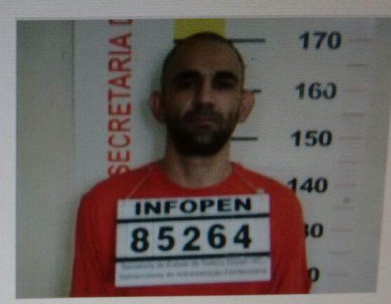 Foto do sistema prisional