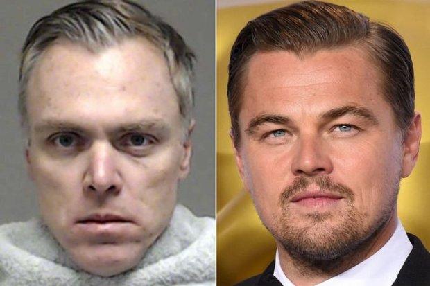 Irmão não fala com DiCaprio há dois anos (Foto: Divulgação e AFP)