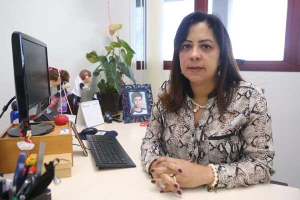 Para a gerente político-institucional Núbia Carvalho, o momento político deixou o empresariado mais seguro para investir (Foto: Celso Ribeiro)