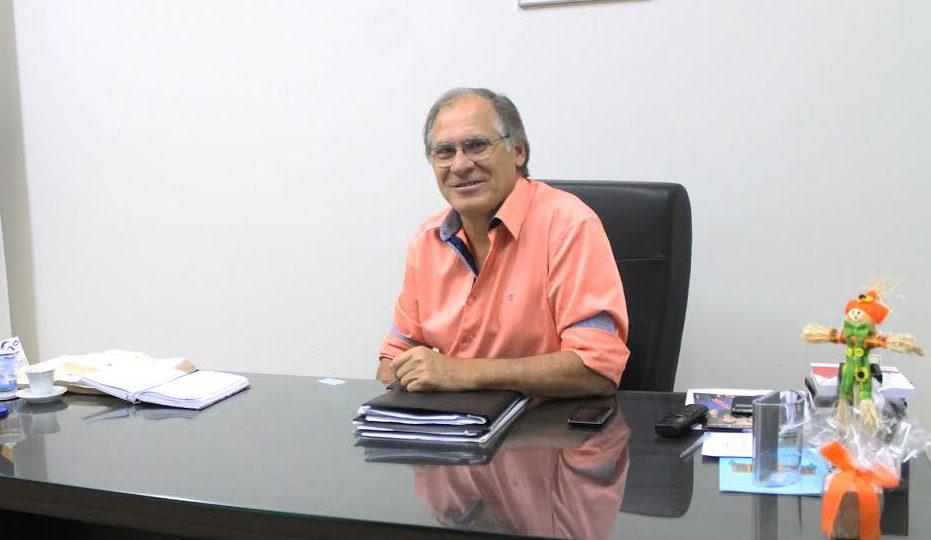 Luiz Pedro Corrêa - Prefeito de Ituiutaba