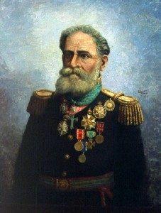 Biografia resumida do primeiro presidente que o Brasil teve, Marechal Deodoro da Fonseca. | Foto: Reprodução
